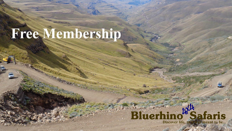 Free online membership