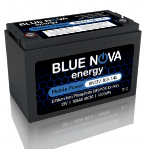 Bluenova   BN13V-108-1.4k Lithium Battery