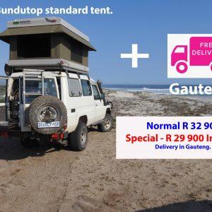 Bundutop + Delivery Gauteng