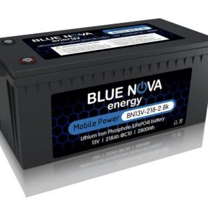 Bluenova   BN13V-218Ah-2.8k Lithium Battery